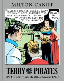 Terry and the Pirates - The Master Collection